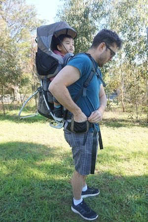 Best Hiking Carrier for Kids Dueter