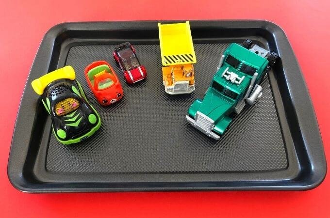 Car and Truck Play