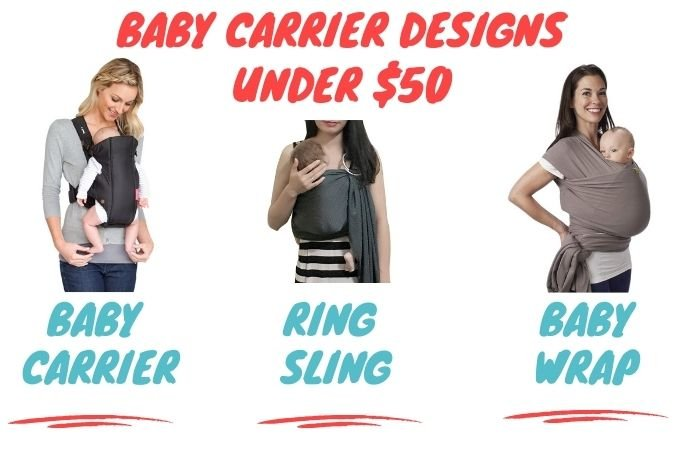 Cheaper Baby Carrier Designs