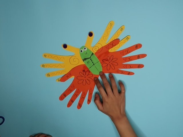 Complete Butterfly Hand Craft