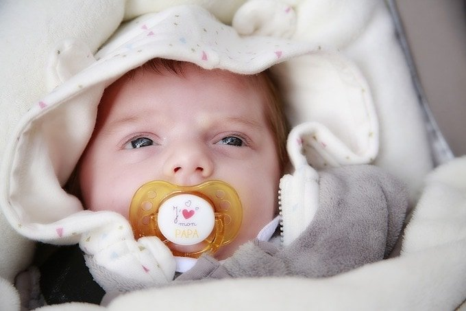 How to get past baby sleep issues