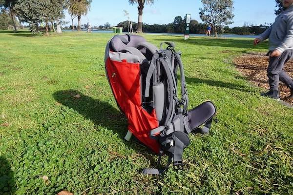 Phil & Teds Escape Hiking Baby Carrier