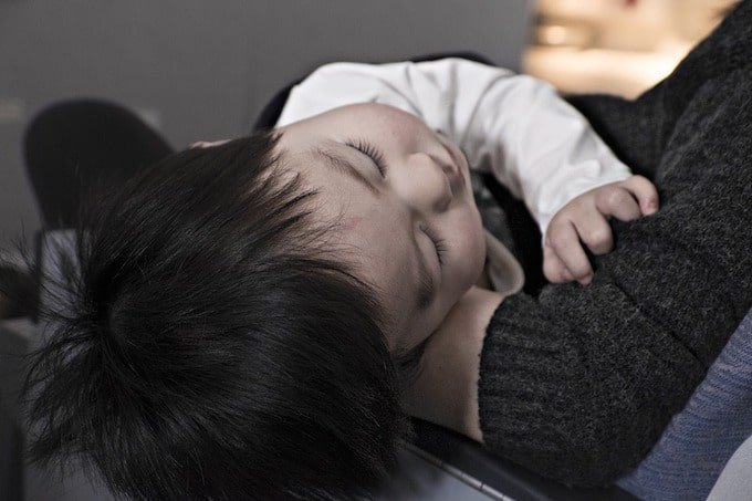 what age do kids stop napping