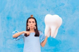 what to write to the tooth fairy